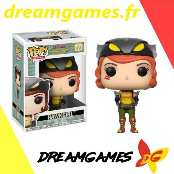 Figurine Pop DC Bombshells 223 Hawkgirl