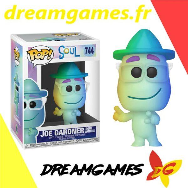 Figurine Pop Soul 744 Joe Gardner Soul World
