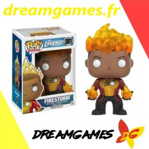 Figurine Pop DC's Legends of Tomorrow 381 Firestorm