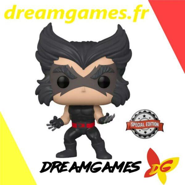 Figurine Pop X-Men 722 Wolverine