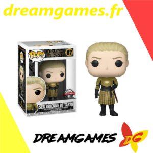Figurine Pop Game of Thrones 87 Ser Brienne of Tarth