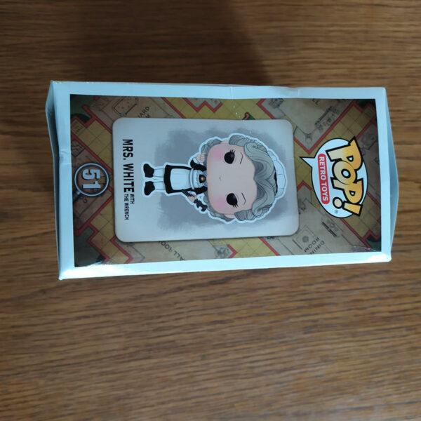 Figurine Pop Clue 51 Mrs White (Not mint) 2
