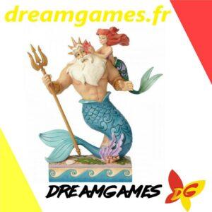 Figurine Disney Traditions Ariel and Triton