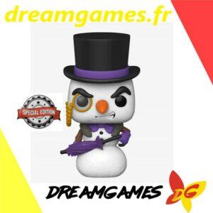Figurine Pop DC Super Heroes 367 The Penguin Snowman