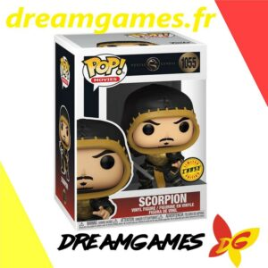 Figurine Pop Mortal Kombat 1055 Scorpion Chase
