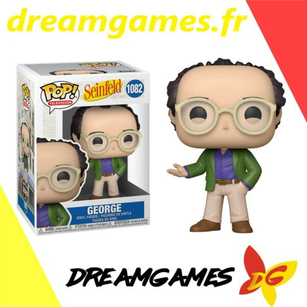 Figurine Pop Seinfeld 1082 George
