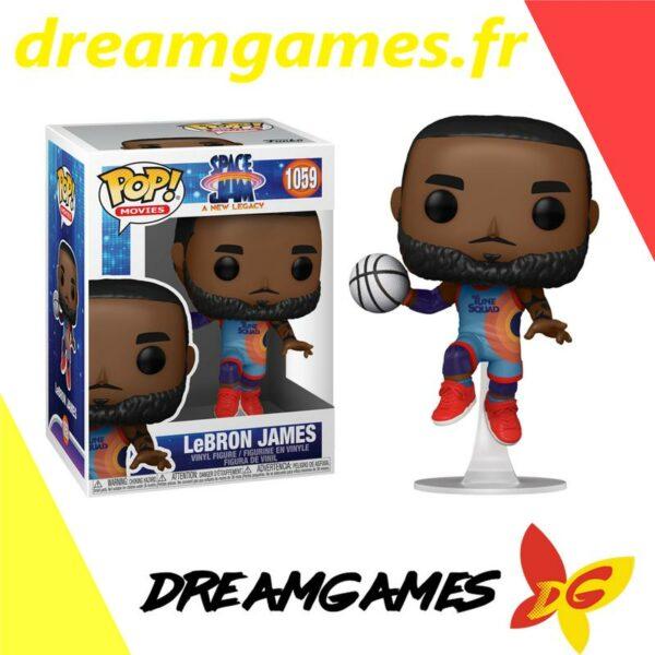 Figurine Pop Space Jam 1059 LeBron James