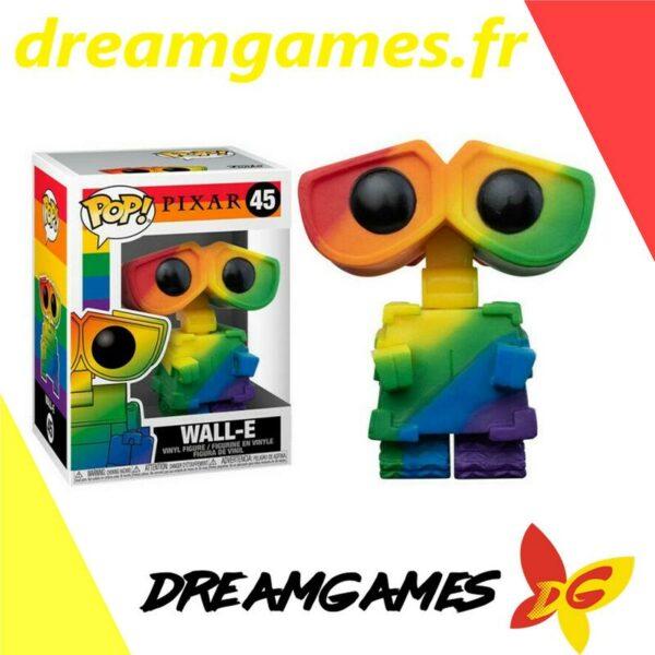 Figurine Pop Wall-E 45 Rainbow
