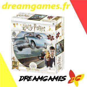 Harry Potter Prime 3D puzzle Ford Anglia 500 pièces