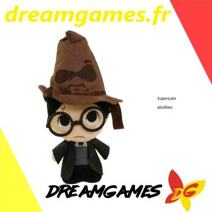 Supercute Plushies Harry with Sorting Hat