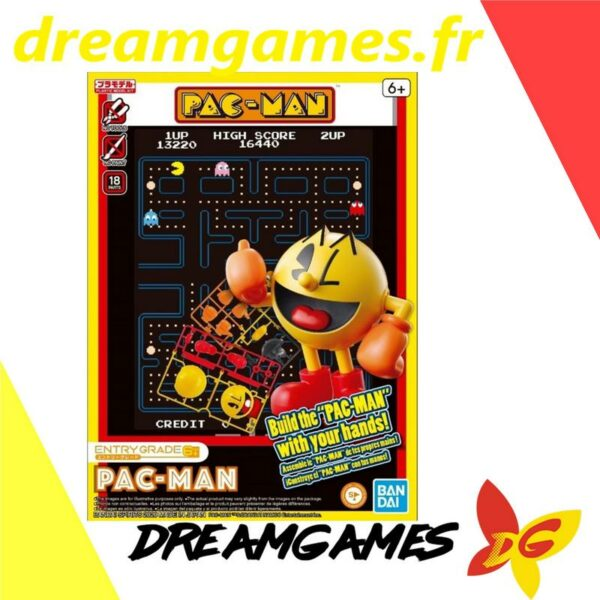 Pac-Man Model Kit