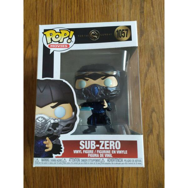 Figurine Pop Mortal Kombat 1057 Sub-Zero 1