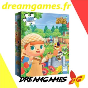 Puzzle 1000 pièces Animal Crossing New Horizons