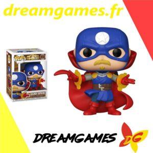 Figurine Pop Infinity Warps 858 Soldier Supreme