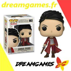 Figurine Pop Mortal Engines 683 Anna Fang