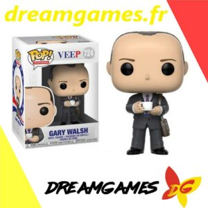 Figurine Pop Veep 724 Gary Walsh