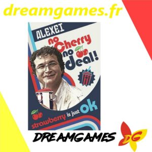 Poster Stranger Things Alexei