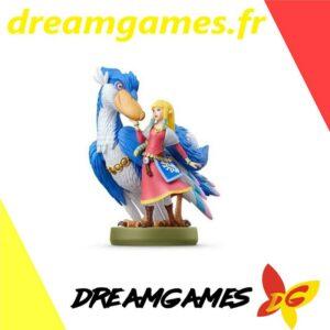Amiibo Zelda & Loftwing The Legend of Zelda