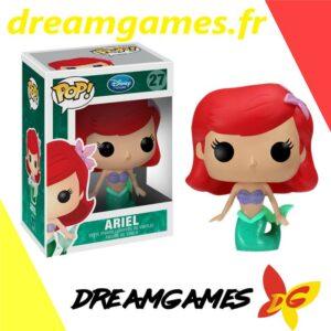Figurine Pop Disney 27 Ariel