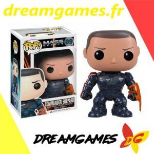 Figurine Pop Mass Effect 09 Commander Shepard