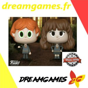 Figurines Vynl Harry Potter : Hermione & Ron