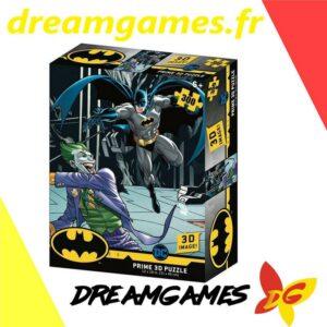 Puzzle Batman vs Joker Prime 3D 300 pces
