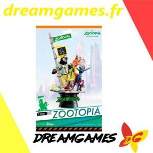 Diorama Zootopia D-Select 001 Beast Kingdom