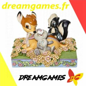 Figurine Disney Traditions Bambi and Friends