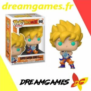 Figurine Pop Dragon Ball Z 948 Super Saiyan Goku with Kamehameha
