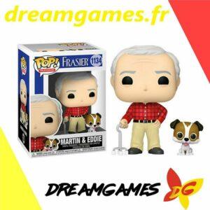 Figurine Pop Frasier 1134 Martin and Eddie