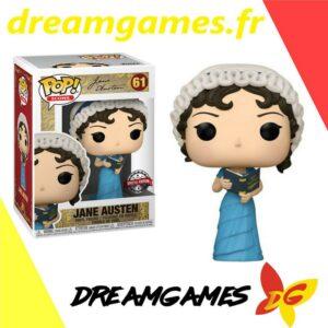Figurine Pop Icons 61 Jane Austen