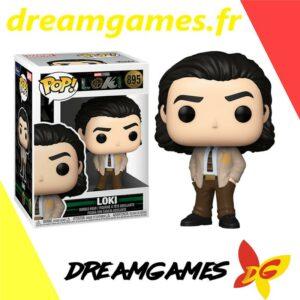 Figurine Pop Marvel 895 Loki