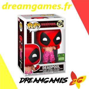 Figurine Pop Deadpool 754 Spring Convention 2021