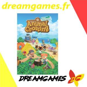 Poster Animal Crossing New Horizons 61 x 91 cm