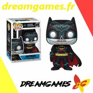 Figurine Pop DC Dia De Los 409 Batman