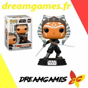 Figurine Pop Star Wars 464 The Mandalorian Ahsoka
