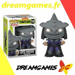 Figurine Pop TMNT 1138 Super Shredder