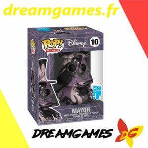 Figurine Pop Disney NBC 10 Mayor Art Series