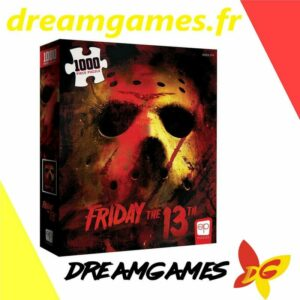 Puzzle Friday the 13th 1000 pièces